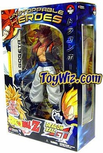 Dragon Ball Z Series 7 Movie Collection 9 Inch Deluxe Action Figure SS4 Gogeta