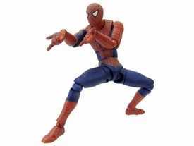 Spider-Man Revoltech #039 Sci-Fi Super Poseable Action Figure Spider-Man