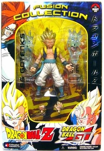 Dragon Ball Z Series 7 Fusion Collection 9 Inch Deluxe Action Figure SS Gotenks
