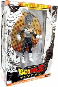Dragon Ball Z 9 Inch Limited Edition Battle Damaged Vegeta