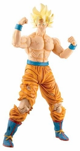 Dragon Ball Z Series 17 Movie Collection 9 Inch Deluxe Action Figure SS Goku