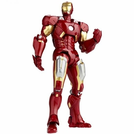 Iron Man Revoltech #042 Sci-Fi Super Poseable Action Figure Iron Man [Mark VII] Pre-Order