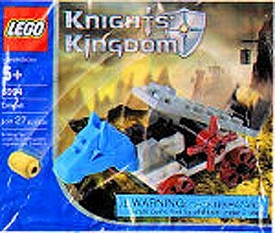 LEGO Knights Kingdom Mini Figure Set #5994 Catapult [Bagged]