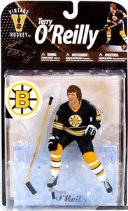 McFarlane Toys NHL Sports Picks Legends Series 8 Action Figure Terry O'Reilly (Boston Bruins)