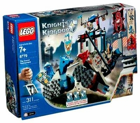 LEGO Knights Kingdom Set #8779 The Grand Tournament