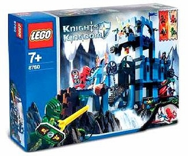 LEGO Knights Kingdom Set #8780 Citadel of Orlan
