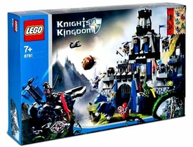 LEGO Knights Kingdom Set #8781 The Castle of Morcia