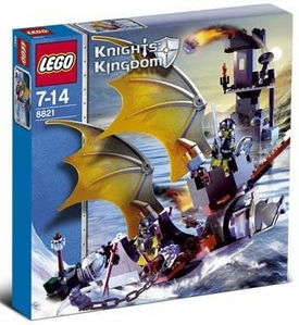 LEGO Knights Kingdom Set #8821 Rogue Knight Battleship
