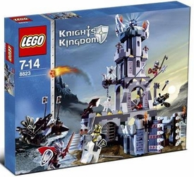 LEGO Knights Kingdom Set #8823 Mistlands Tower