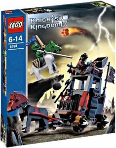 LEGO Knights Kingdom Set #8874 Battle Wagon