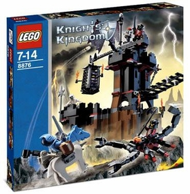 LEGO Knights Kingdom Set #8876 Scorpion Prison Cave