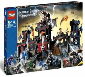 LEGO Knights Kingdom Set #8877 Vladek's Dark Fortress