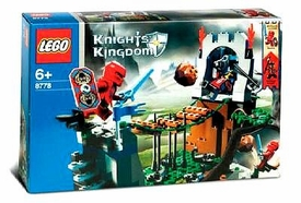 LEGO Knights Kingdom Set #8778 Border Ambush