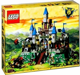 LEGO Knights Kingdom Set #6098 King Leo's Castle