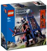 LEGO Knights Kingdom Set #8800 Vladek's Siege Engine [Minor Shelf Wear, Mint Contents]