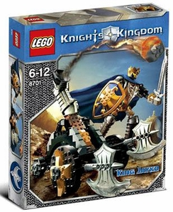 LEGO Knights Kingdom Set #8701 King Jayko