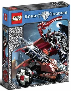 LEGO Knights Kingdom Set #8702 Lord Vladek