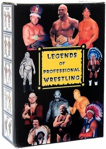 Legends of Professional Wrestling Action Figure Series 23 Original Shiek BLOWOUT SALE!