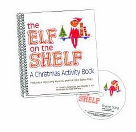 The Elf on the Shelf: A Christmas Tradition Activity Book