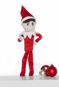 The Elf on the Shelf: A Christmas Tradition 19 Inch Plushie Light Skin Tone