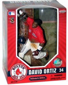 McFarlane Toys MLB Sports Picks Collector's Edition Action Figure David Ortiz (Boston Red Sox)