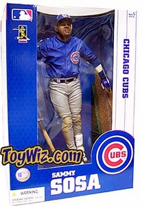 McFarlane Toys MLB Sports Picks 12 Inch Deluxe Action Figure Sammy Sosa (Chicago Cubs)