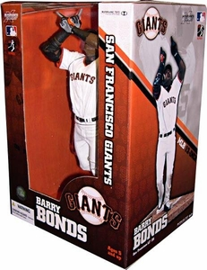 McFarlane Toys MLB Sports Picks 12 Inch Deluxe Action Figure Barry Bonds (San Francisco Giants)