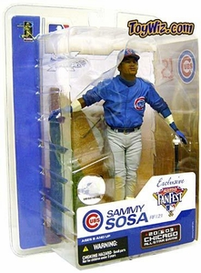 McFarlane Toys MLB Sports Picks All Star Fan Fest Exclusive Action Figure Sammy Sosa (Chicago Cubs)