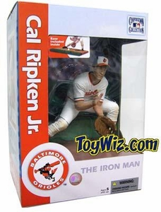 McFarlane Toys MLB Sports Picks Cooperstown Collection 12 Inch Deluxe Action Figure Cal Ripken, Jr. (Baltimore Orioles)