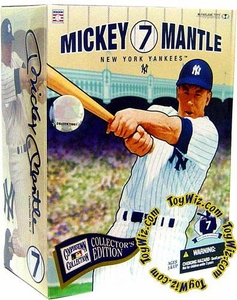 McFarlane Toys MLB Cooperstown Collection Collector's Edition Action Figure Mickey Mantle (New York Yankees)