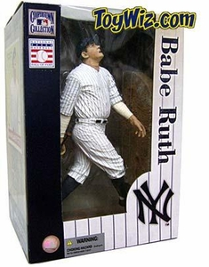 McFarlane Toys MLB Sports Picks Cooperstown Collection 12 Inch Deluxe Action Figure Babe Ruth (New York Yankees)