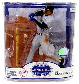 McFarlane Toys MLB Sports Picks 2008 All-Star Game Fan Fest Exclusive Action Figure Don Mattingly (New York Yankees) Only 4,000 Made!