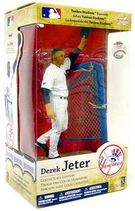 McFarlane Toys MLB Sports Picks Collector's Edition Action Figure Derek Jeter (New York Yankees)