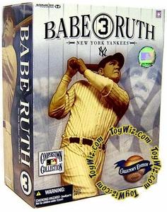 McFarlane Toys MLB Cooperstown Collection Collector's Edition Action Figure Babe Ruth (New York Yankees)