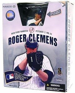 McFarlane Toys MLB Sports Picks Collectors Edition Action Figure Roger Clemens (New York Yankees)