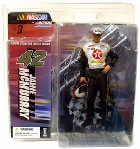 McFarlane Toys NASCAR Series 3 Mature Collector Limited Edition Action Figure Jamie McMurray