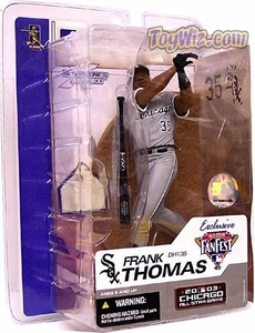 McFarlane Toys MLB Sports Picks All Star Fan Fest Exclusive Action Figure Frank Thomas (Chicago White Sox)