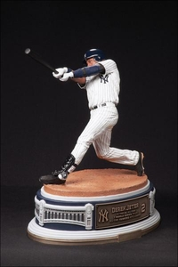 McFarlane Toys Collector Club Exclusive Resin Statue Derek Jeter (New York Yankees) Only 250 Made!