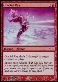 Magic the Gathering Arena Promo Card Glacial Ray [Arena 2004]