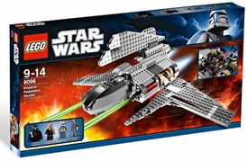 LEGO Star Wars Set #8096 Emperor Palpatine's Shuttle