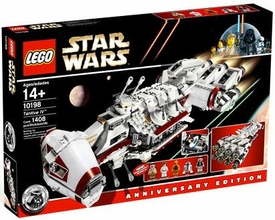 LEGO Star Wars Exclusive Set #10198 Tantive IV