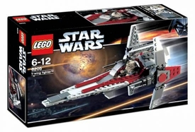 LEGO Star Wars Set #6205 V-Wing Fighter