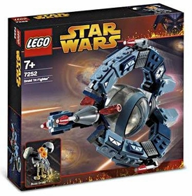 LEGO Star Wars Set #7252 Droid Tri-Fighter