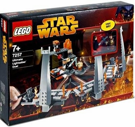 LEGO Star Wars Set #7257 Ultimate Lightsaber Duel