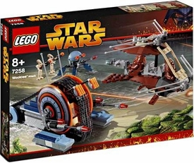 LEGO Star Wars Set #7258 Wookie Attack