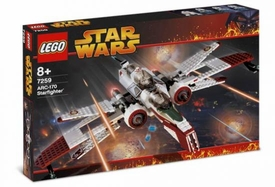 LEGO Star Wars Set #7259 ARC-170 Starfighter