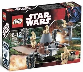 LEGO Star Wars Set #7654 Droids Battle Pack