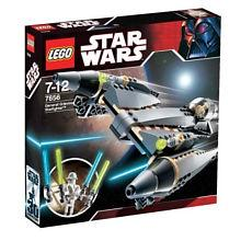 LEGO Star Wars Set #7656 General Grievous Starfighter