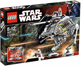 LEGO Star Wars Exclusive Set #7671 AT-AP Walker
