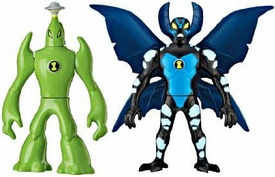 Ben 10 Alien Creation Chamber Mini Figure 2-Pack Goop & Big Chill
